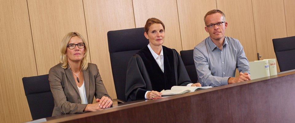 Justiz Auktion